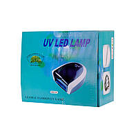 "Лампа для маникюра ""Global Fashion""  LED+UV"