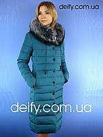 Зимнее женское пальто Meajiateer 17 133 (S-2XL) Пуховик Hailuozi, Peercat, Symonder, Visdeer, Damader