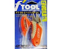 Ножницы Owner FT-05 цвет Orange