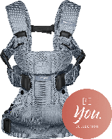 Рюкзак-кенгуру BABYBJORN ONE Air, цвет Blue