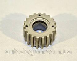 Шкив коленчатого вала (на ГРМ) на Renault Kangoo 2001->2008, 1.6 16V — Renault (Оригинал) - 8200758088