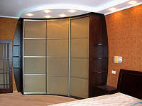 Угловые шкафы купе Киев, шкафы-купе под заказ, фото 1