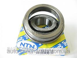 Підшипник КПП (25x59x18.75) NTN на Renault Master III (FWD) 2010-> — SNR (Франція) - EC 35116