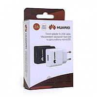 Зарядные устройства для HUAWEI YJ-06 2A с кабелем Micro USB