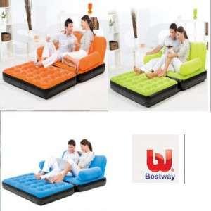 Надувной диван-трансформер 5 в1 BestWay «comfort quest» (193x152x64 см