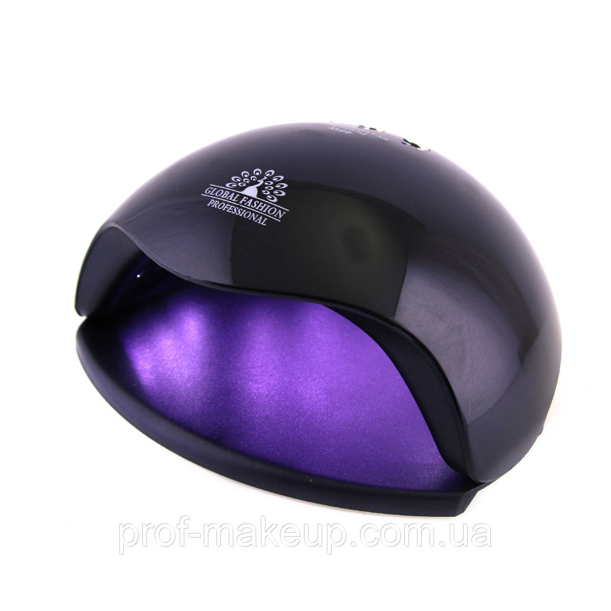 "Лампа для сушки ногтей  ""Global Fashion""  SUN-5 черная"