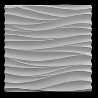 Гипсовые 3D панели «Аламак»