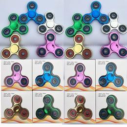 Спиннер хромированный Fidget spinner