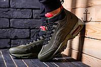Мужские кроссовки Nike Air Max 95 Sneakerboot  (40, 41, 42, 43, 44, 45 размеры)