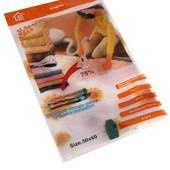 Вакуумный пакет 50 Х 60 см для вещей, хранение вещей, компактная упаковка, компрессионные пакеты
