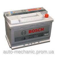 Аккумулятор S5 (ёмкость - 77 А/час) на Renault Trafic III 2014-> Bosch (Германия)  - 0092S50080