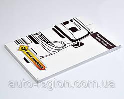 "Блокнот ""Бортовой журнал Opel Vivaro"" на Opel Vivaro B — Auto-Mechanic (Фирменные) - NOV"