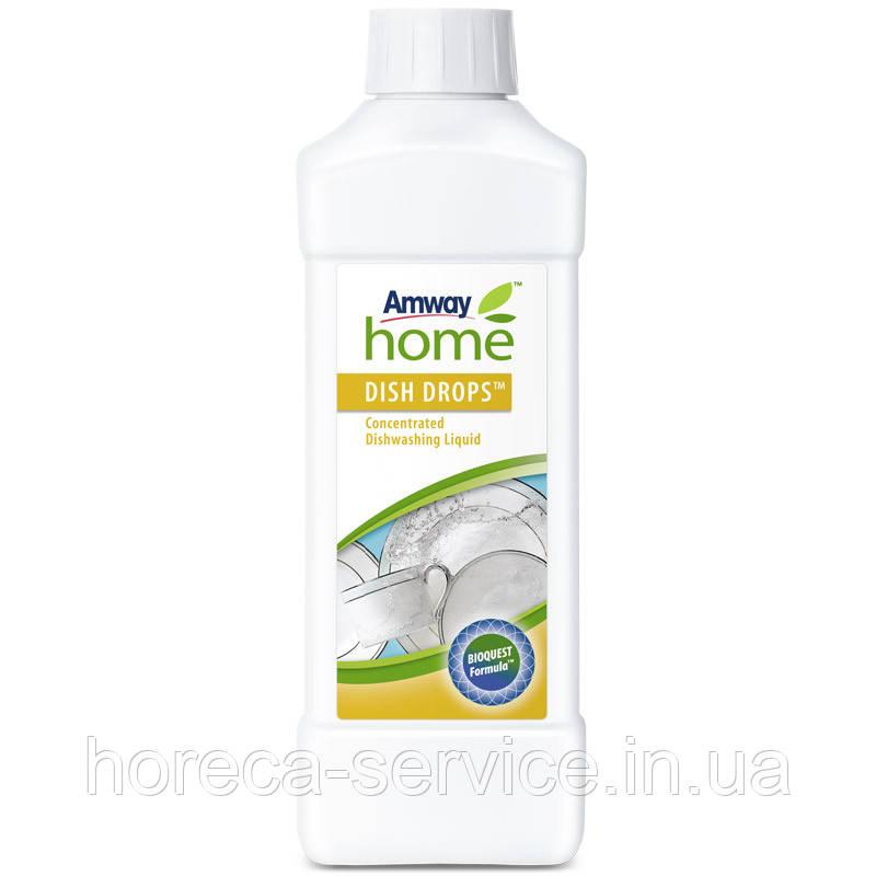 AMWAY DISH DROPS™ Концентрированная жидкость для мытья посуды 1 л.