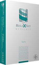 Компрессионные колготы  Medicale Soft  с открытым носком (23-32 мм)
