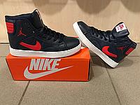 Кроссовки унисекс Nike air Jordan