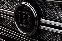 Эмблема в решетку Brabus Mercedes G-Class w463