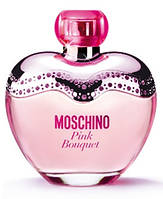 Оригинал Moschino Pink Bouquet 100ml edt Москино Пинк Букет