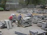 Поребрик гранітний Житомир ціна, фото 2