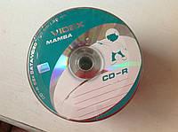 """ДИСКИ CD-R """"МАМБА"""""""