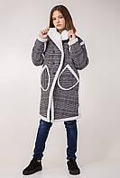 Детское демисезонное пальто Милана на девочку размеры 140- 164 Тренд сезона!