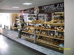 Торговый прилавок для пекарни-кондитерской, фото 3