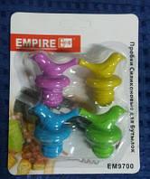 Набор пробок для бутылок 4шт. Empire M-9700