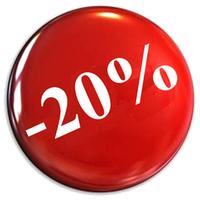 АКЦИЯ! 20% СКИДКА НА ЛЕМОНГРАСС