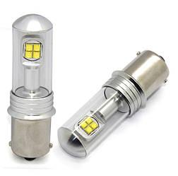 Светодиодная автолампа 1156(P21W)-S25-BA15s- 40W (580Lm) CREE XBD X*8PCS (580Lm) OEM Beam angle design