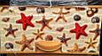 """Комод пластиковый с рисунком """"Морские звезды""""  Elif Plastik, Турция, фото 2"""