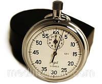 Секундомер механический АГАТ СОПпр-2а-3-000 1-но кнопочный СССР