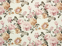 Мебельная ткань Принт Катания 4
