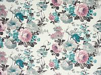 Ткань для обивки мебели Принт Катания 1 Katania 01