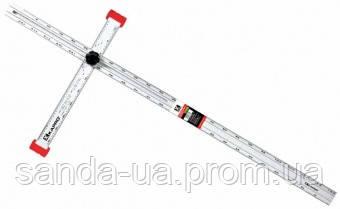 Линейка розметочная Т-образная 1200мм,Kapro 317-120