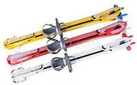 Лыжи детские с палками 90 см,Marmat,6128