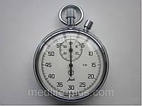 Секундомер механический АГАТ СОСпр-2б-2-000 2-х кнопочный СССР