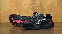 Кроссовки мужские пума  Puma Disc Blaze Rose Black/Red . ТОП Реплика ААА класса., фото 3
