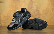 Кроссовки мужские пума  Bape x Puma Disc Blaze Black Camo . ТОП Реплика ААА класса., фото 3