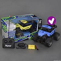 Машина Джип на радиоуправлении ФантомPhantom galloping UJ99Y35B с аккумулятором, 2 цвета, в коробке