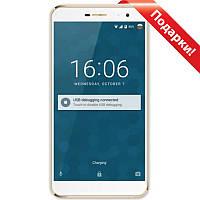 "Смартфон 5.5"" DOOGEE F7, 3GB+32GB Золотистый Android 6 камеры Samsung S5K3L8 13+5 Мп"