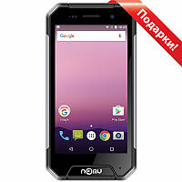 "Смартфон 4.7"" NOMU S30 mini, 3GB+32GB Черный+Серебристый Android 7 Sony IMX219 Exmor RS 8Мп + селfи в подарок"