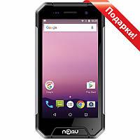 "Смартфон 4.7"" NOMU S30 mini, 3GB+32GB Черный+Серый Android 7 Sony IMX219 Exmor RS 8 Мп + селfи в подарок"