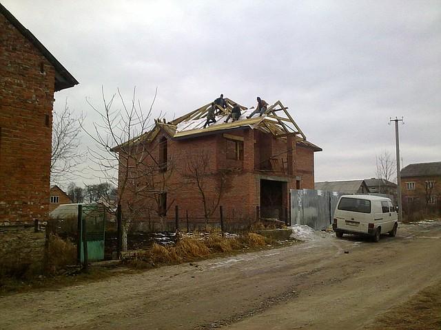 особняки у львівській області фото
