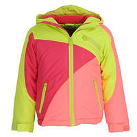 Куртки лыжные на девочку оптом, Glo-story, оптом 92/98-128 рр
