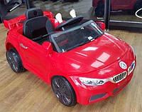 Детский электромобиль трансформер робот БМВ C1733 красный ***