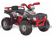 Детский электромобиль Peg Perego POLARIS SP 850 24V SILVER OD 05180 (IGOD 05180)
