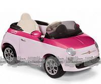 Детский электромобиль Peg Perego FIAT 500, Pink (IGED1162)
