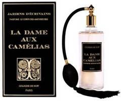 Jardins d'Ecrivains La Dame aux Camelias туалетная вода 250 мл 3760230030150
