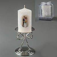 Свадебная свеча Lauren