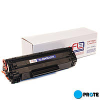 Картридж HP CB435A/CANON 712 Free Label FL-CB435A/712