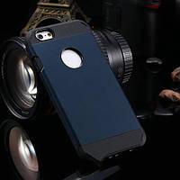 Защитный чехол SGP Tough Armor Metal Slate Синий Металик для iPhone 8
